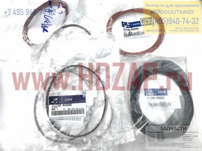 2113282000,Кольцо гильзы уплотнительное HYUNDAI D6HA,21132-82000