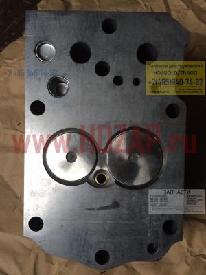 XKBH-01635 Головка блока цилиндров Hyundai D6AZ