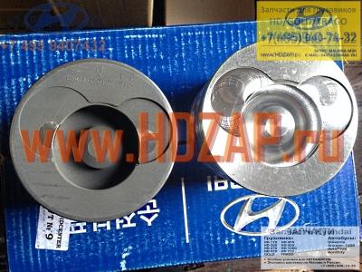 2341183734,Поршень двигателя HYUNDAI HD170/250/260/Gold D6A,23411-83734