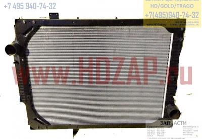 253007E500,Радиатор HYUNDAI HD500 D6CC,25300-7E500,253007Е500