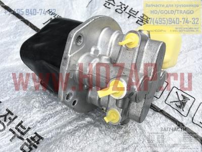 437107M000,Гидрораспределитель переключения КПП Hyundai Trago/Xcient,43710-7M000