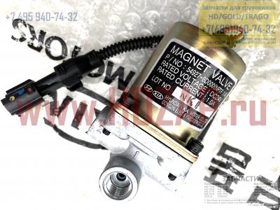 644287M000,Клапан электромагнитный пневматический HYUNDAI TRAGO XCIENT,64428-7M000