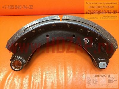 581407J500,Колодка тормозная передняя HYUNDAI,58140-7J500
