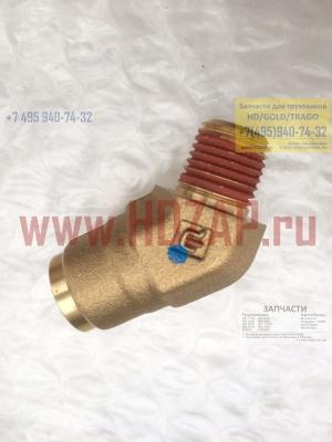 589557H951,Коннектор крана тормозного HYUNDAI,58955-7H951