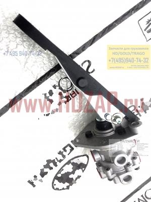 593106B000,Кран тормозной главный (педаль) Hyundai Gold/HD120/Megatruck,59310-6B000