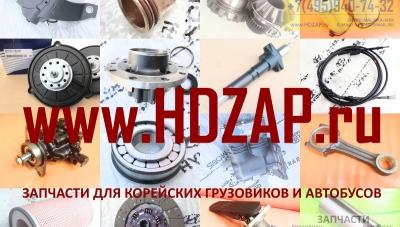 642217C000 Балка крепления кабины нижняя Hyundai HD170/270/370/500/Gold
