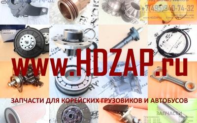 2306083911, Вкладыши шатунные ремонтные 0.5 D6A* Hyundai/KIA