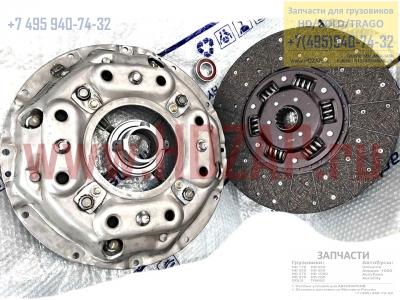 412007B000,Корзина сцепления Hyundai,41200-7B000