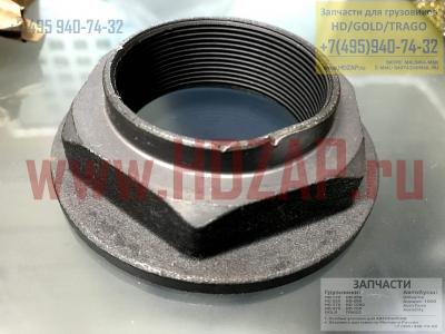 QD53371T00320,Гайка хвостовика редуктора моста среднего Hyundai UNIVERSE,QD53371-T00320