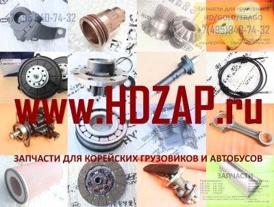 411007F110 Диск сцепления D6CA Hyundai