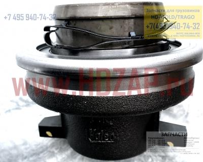 Диск сцепления HYUNDAI HD370 дв.D6CA41 (ZF16S151) DAEWOO Novus дв.DV11 VALEO PHC HD-128 VKD29680
