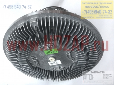 Гидромуфта вентилятора Hyundai