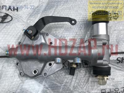 QD43460T00480,Привод выбора передач крышка КПП HYUNDAI,QD43460-T00480