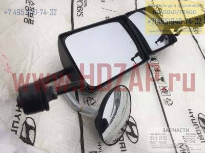 876217A110 Зеркальный элемент правый с подогревом 87621-7A110