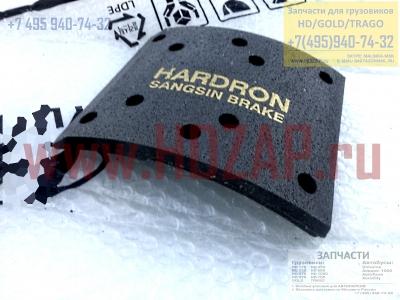 581428A200,Накладка тормозная передняя Hyundai Universe/Andare1000,58142-8A200