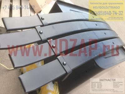 541137M400,Лист рессоры передней HYUNDAI TRAGO,54113-7M400