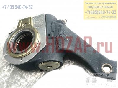 581507C000,Регулятор зазора тормозных колодок,Трещотка тормозная передняя левая авто Hyundai HD/GOLD/TRAGO/XCIENT,58150-7C000