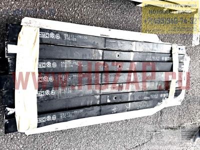 551117M100,Лист рессоры задней верхний №1 Hyundai Trago/Xcient/Gold,55111-7M100