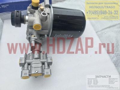 595507C003,Осушитель пневмомагистрали всборе HYUNDAI HD500,59550-7C003,595507С003