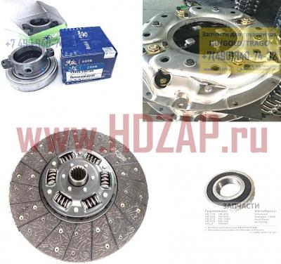 Сцепление Hyundai HD170,Gold D6AB,D6AV,D6AU комплект