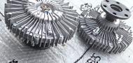 25239-72130D,Вязкостная муфта включения вентилятора HYUNDAI HD,гидромуфта Hyundai D6AB,2523972130D