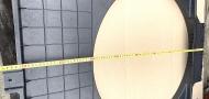 25390-7D200,Диффузор радиатора HYUNDAI D6CA,253907D200