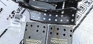 581427F310,Накладка колодки тормозной передней HYUNDAI HD370,58142-7F310