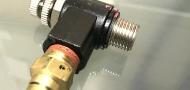 757208A160,Клапан регулировки скорости открывания двери HYUNDAI UNIVERSE,75720-8A160