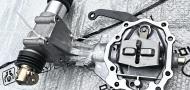 43463T00142,Крышка КПП механизм выбора передач HYUNDAI HD500,43463-T00142