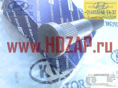 527757F300,Шпилька колесная задняя HYUNDAI HD,52775-7F300