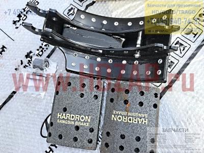 58240-8A504,Колодка тормозная передняя в сборе Hyundai,58240-8A504, SA403, SA-403