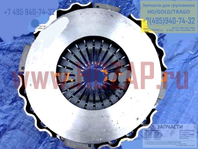 412006C100,Корзина сцепления Hyundai D6GA Trago/gold/megatruck/HD170/Aerotown,41200-6C100