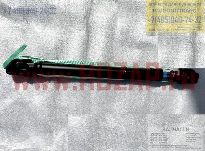 563607D001,Вал карданный рулевой колонки нижний HYUNDAI HD170/250/260/450/Trago/Gold,56360-7D001