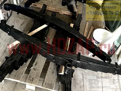 541007H410,Рессора передняя HYUNDAI HD500,54100-7H410