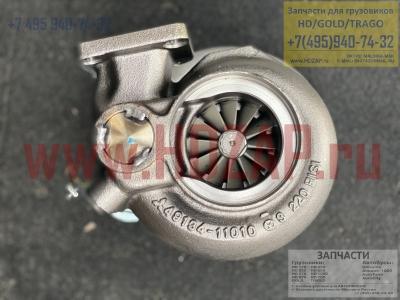 2820084412,Турбокомпрессор Hyundai HD270 D6CB,28200-84412