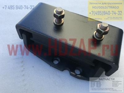 2181383802,Опора двигателя/кпп задняя HYUNDAI D6A,21813-83802